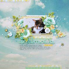 Dreaming cat by Anski