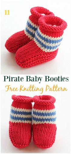 98 besten Babyschuhe & Booties - gestrickt Bilder auf Pinterest in ...