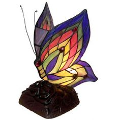 who can go wrong with Tiffany lamps?