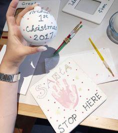 Christmas Crafting At Blue Owl Christmas 2017, Christmas Crafts, Owl, Crafting, Santa, Ceramics, Money, Blue, Ceramica