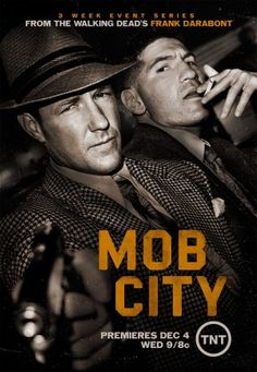 Mob City My new favorite show .
