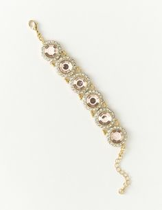 @BodenClothing Crystal Bracelet Blush