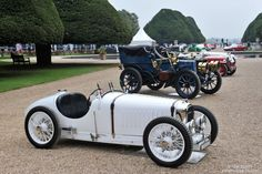 1928 Amilcar C6 Voiturette Chassis