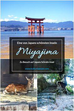 Miyajima - Zu Besuch auf Japans Schrein-Insel. Japans schönste Insel. #kurztrip #inselbesuch #nihonsankei #mustsee
