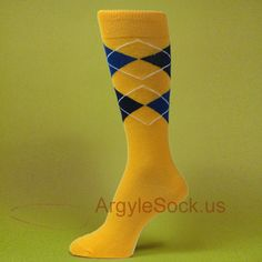 @Joshua Druding might steal your idea!  These are a bit loud though :/ and I don't know if Zach is an Argyle kind of guy