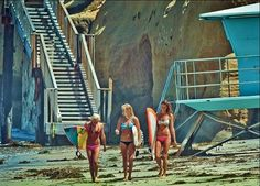 Surf Girls of Summer. An ongoing photo gallery from May through August on Jettygirl Online Surf Magazine. Summer Sun, Summer Girls, Summer 2014, Beach Walk, Beach Bum, Surfboard Art, Learn To Surf, Surf Trip, Surf Girls