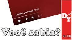 CONTEM PROMOÇÃO PAGA - YOUTUBE