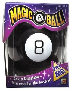 The Magic 8 Ball has All the Answers. Ask a Question. Turn Over for the Answer. 20 Possible Answers. Made in China.The original Magic 8 Ball has all the answers Magic 8 Ball, 90s Childhood, Childhood Memories, Sweet Memories, Childhood Games, School Memories, Peter Et Sloane, Back In The 90s, Mattel