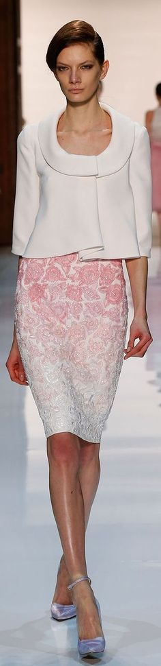 Georges Hobeika Couture S/S 2014 | The House of Beccaria~