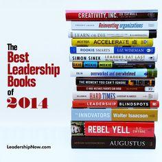 Best Leadership Books of 2014