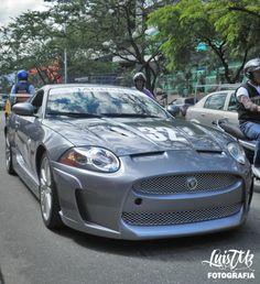 Hermoso Jaguar XK