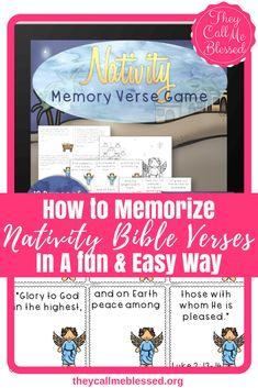 How to Memorize Nati