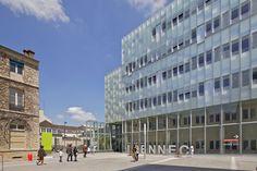 Neker Enfants Malades Hospital / Philippe Gazeau