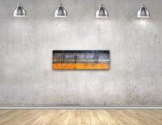 MIND THE GAP (New York Stories) by Pauline Lindberg 140 h x 50 b x 4 cm (59 H x 19 W x 1,5 in) mixed media / acrylic, reflective paint / 3D canvas  Note: Hangs vertically or horizontal #paulinelindberg #mixedmedia #acrylicpainting #acrylic #reflective #paint #yellow #grey #black #newyorkstories #swedisharts #concretedreams #streetart #contemporaryart #contemporaryartist #contemporary #kunst #kunstverk #konst #art #artgallery #arte #subway #newyork #urbanart