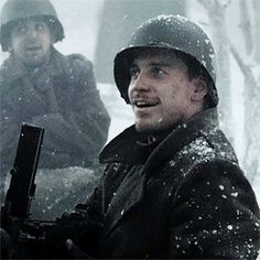 my gifs mine Michael Fassbender band of brothers Easy Company he is so hot my band of brothers my television it was very hard to find scenes of him
