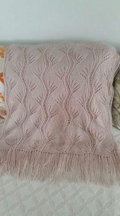 Baby Knitting Patterns, Lace Knitting Stitches, Hand Knitting, Stitch Patterns, Crochet Patterns, Knitted Shawls, Crochet Shawl, Knit Crochet, Knitted Flowers