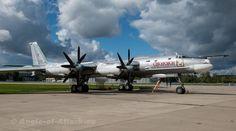 Tupolev Tu-95MS Bear