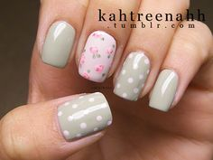 Love these polka dots