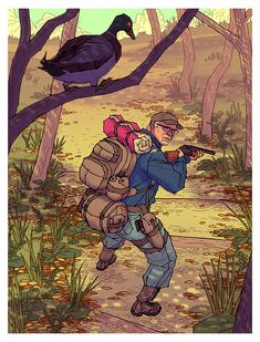 Robert Duck Hunt by ~AfuChan on deviantART