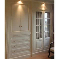 Built-in Closet Design, Pictures, Remodel, Decor and Ideas