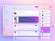 "101 mentions J'aime, 5 commentaires - Digital Design Trends (@digitaldesigntrends) sur Instagram : ""Dashboard UI by uixNinja • • • #ui #ux #uidesign #uxdesign #userexperience #userinterface…"""