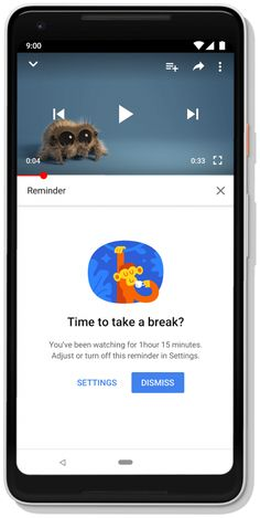 It seems that lately, all the big companies are implementing tools that measure the time users spend on their platforms. We have Facebook's and Instagram's example and it seems that now Google has aligned with the trend.  It seems that Google I/O has planned this since Spring, but they announced the new tool on YouTube only yesterday.  #youtube #youtubenews #socialmedia #socialmedianews Only Yesterday, Youtube News, Trend Analysis, Blog, Platforms, Meme, Tools, Spring