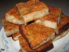 vietnamese recipies | Vietnamese Banana Cake Recipe - Vietnamese recipes