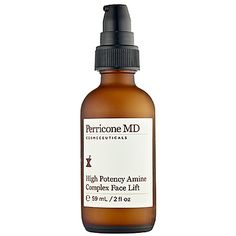 High Potency Amine Complex Face Lift - Perricone MD   Sephora