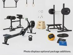 Again Faster - Equipment for CrossFit - Home Gym: Intensity Crossfit Home Gym, Crossfit Equipment, Home Gym Equipment, No Equipment Workout, Workout Gear, Workout Essentials, Workout Outfits, Workout Tanks, Garage Gym