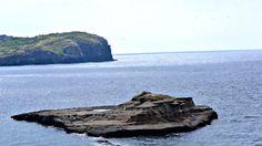 Vista del mare dall'isola. #Ventotene #isole