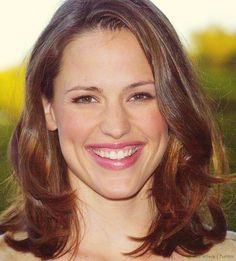Jennifer Garner.  Still trying to figure out when and where. She was younger here.