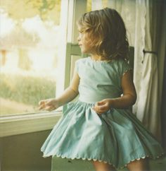 """since """"twirlability"""" was my primary rubric for dress selection as a little girl, i have a feeling MY little girl would love this."""
