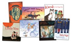 Recommended books about Native Americans for every age level.  Includes apps and websites as well.