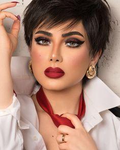 BEAUTY GIRL Glamorous Makeup, Sexy Makeup, Gold Makeup, Makeup 2018, Gorgeous Makeup, Eyeshadow Makeup, Beauty Makeup, Makeup Looks, Hair Makeup