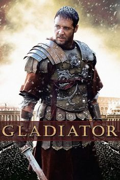 Gladiator is an epic historical action drama film. The film is one of the best films of all Hollywood Adventure movies list released in The director of this film is named Ridley Scott. Dc Movies, Action Movies, Great Movies, Movies Online, Movie Tv, Gladiator Maximus, Gladiator Movie, Movie Teaser, Gladiator 2000
