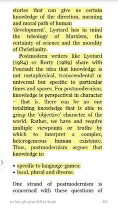 Pomo Barker, C. (2012). Cultural studies: theory and practice (4th ed.). London: SAGE. 1017