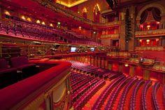 Prince Edward Theatre. London.