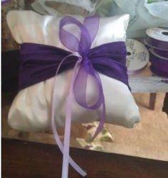 DIY Wedding Ring Bearer Pillow DIY Ringbearer Pillow Easy no sewing!