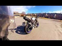 Herlig varme | Motorsykkel | Yamaha MT-125