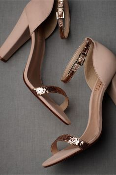 b55a8469e1b Starstruck Heels in SHOP Shoes  amp  Accessories Shoes at BHLDN Rose Gold Shoes  Heels