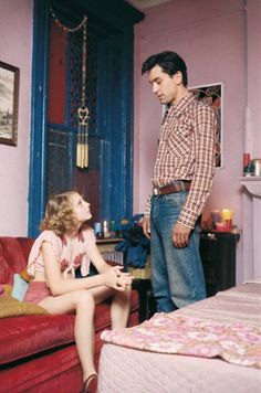 Taxi Driver- Jodie Foster and Robert Deniro