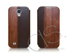 Stylish Genuine Wood Series Samsung Galaxy S4 Case i9500 - Deep Brown http://www.dsstyles.com/product/stylish-genuine-wood-series-samsung-galaxy-s4-case-i9500---deep-brown galaxi s4, samsung galaxi