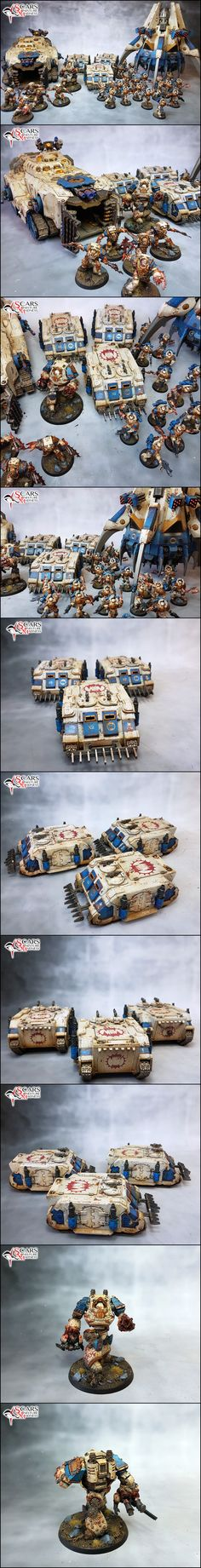 Scarsminiaturemadness - Heresy World Eaters