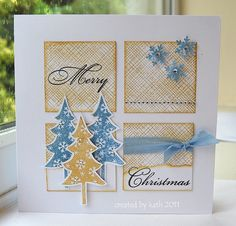 Kath's Blog......diary of the everyday life of a crafter: Hero Arts Christmas Workshop