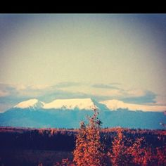 Sleeping Lady  Wasilla, Alaska