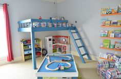 Big Boy Room | by Seeded at the Table