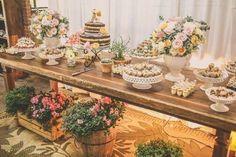 Resultado de imagem para decoração mesa de casamento