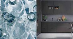 Frentes de cocina sostenibles y reciclables KUNGSBACKA, de IKEA | Decoracion de INTERIORES Bathroom Lighting, Ikea, Bathtub, Mirror, Furniture, Home Decor, Recycle Plastic Bottles, Recycled Bottles, Sustainability