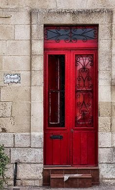 red door - Malta