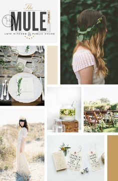 Getting Hitched | Curated by Breanna Rose